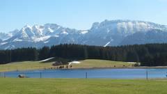 Ferienwohnung Aggenstein am Alpenseehof in Nesselwang im Allgäu