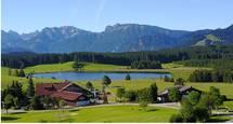 Alpenseehof Panorama