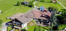 Alpenseehof Luftaufnahme