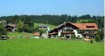 Alpenseehof Frontansicht