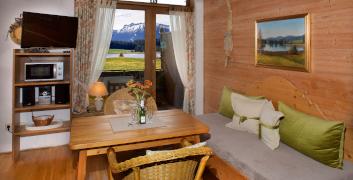 Ferienwohnung Edelsberg am Alpenseehof in Nesselwang im Allgäu