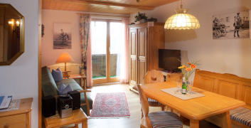 Ferienwohnung Hochplatt am Alpenseehof in Nesselwang im Allgäu