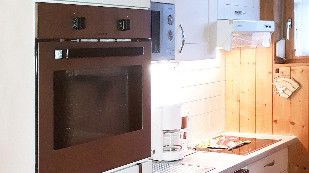 FeWo Hochplatt Küche